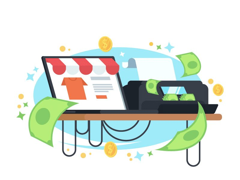 convertir visiteurs clients image ecommerce reussite