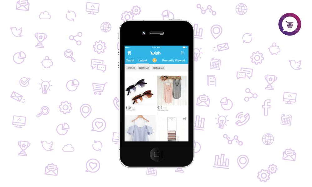 Stimuler ses ventes en enrichissant l'expérience utilisateur avec l'application Wish