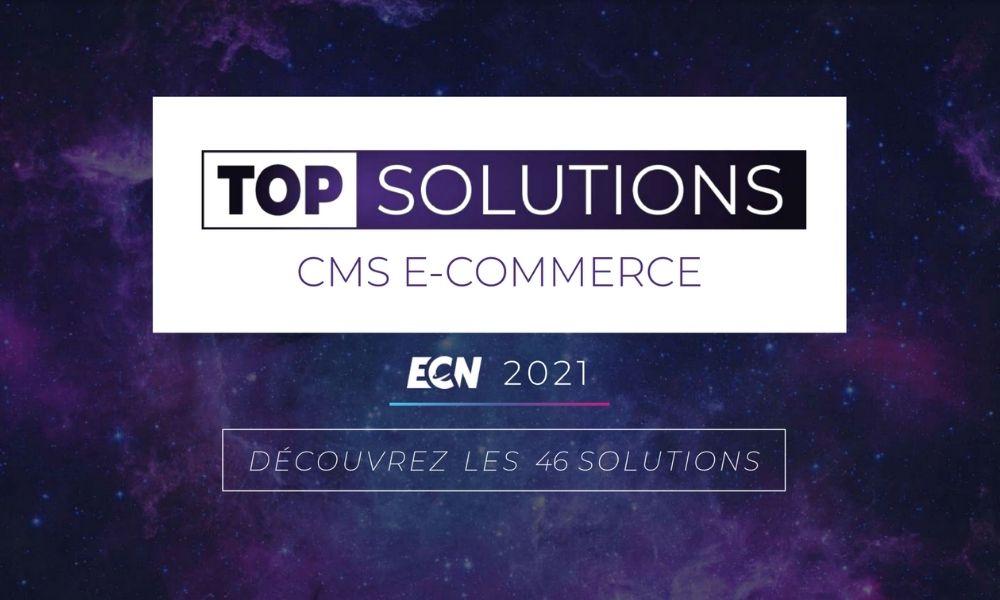 Top des solutions CMS