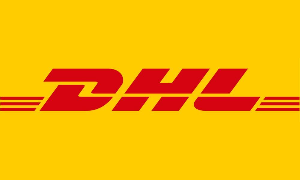dhl express livraison international image logo dhl