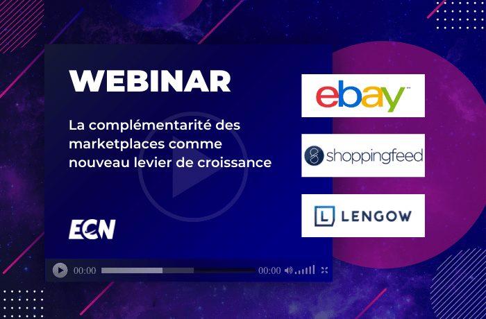 marketplaces levier croissance image webinar ebay shoppingfeed lengow