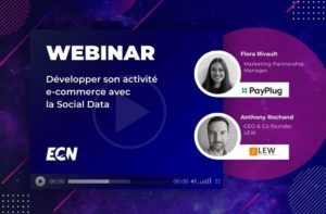 webinar developper activite ecommerce social data