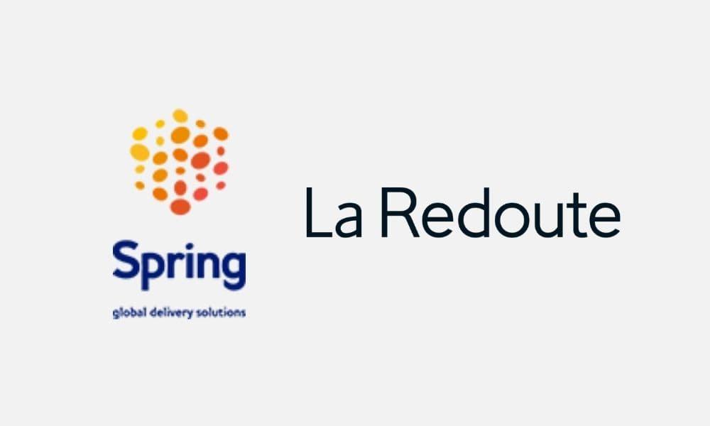 xperience logo spring gds la redoute