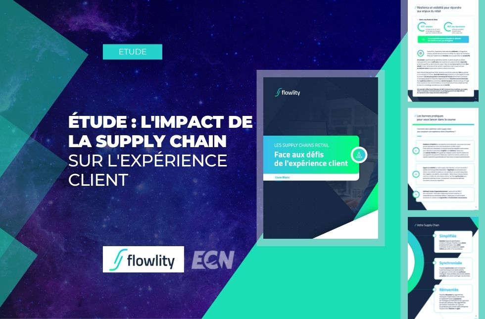 etude impact supply chain experience client